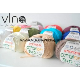 Cotton soft BIO 50g 180m