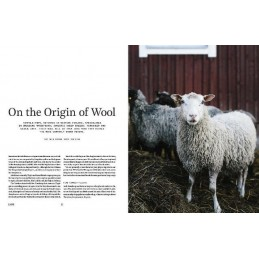 Laine - nordic knit life časopis