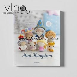 Mini kingdom amigurumi knižka