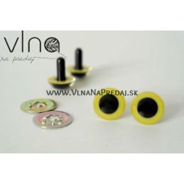 Bezpečnostné oči 6mm