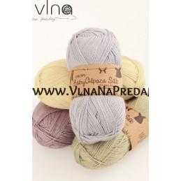 Baby alpaca silk 50g 167m